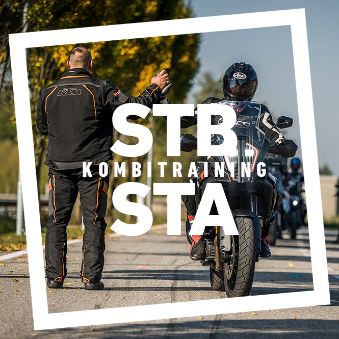 KTM Riders Academy - Kombi Training