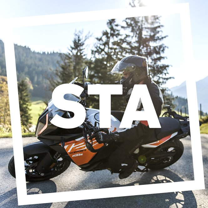 KTM Riders Academy - Street Training Advanced