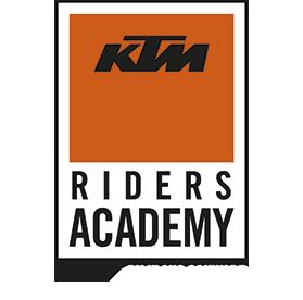 KTM Riders Academy Logo